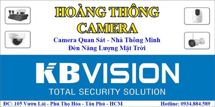 Lắp đặt Camera quan sát Hoàng Thông