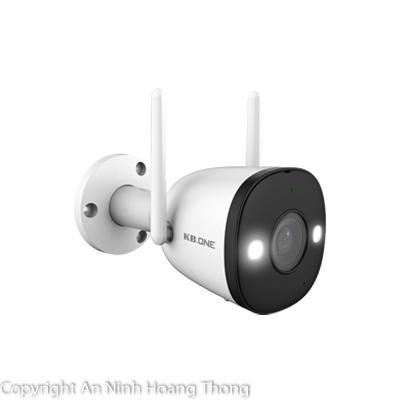 Camera wifi không dây KB One KN-B21FL