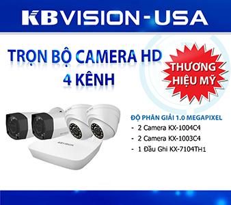 Tron bo 4 camera cho phong tro
