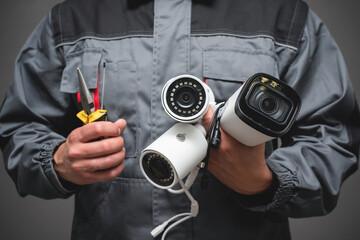Vệ sinh hệ thống Camera