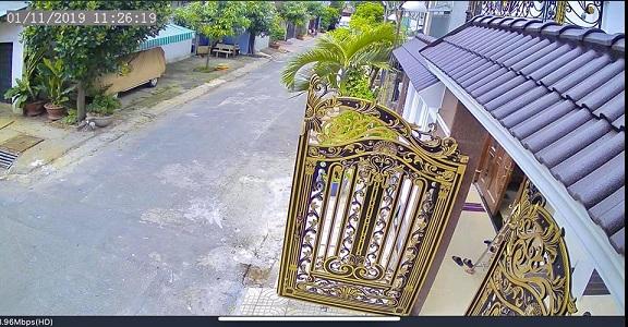 Hinh anh Camera khong day